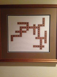 Family Cross Stitch Patterns