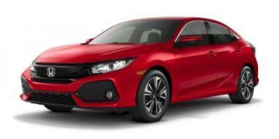 2018 Honda CIVIC HATCHBACK EX-L Navi (Modern Steel)