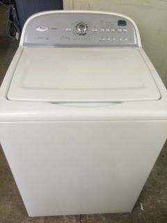 Whirlpool Cabrio HE Washer in White