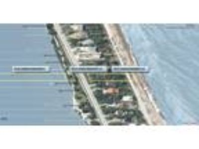 Ocean Front to River Front Estate Lot in Vero Beach, FL.
