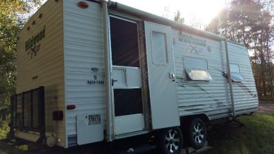 2010 Forest River WILDWOOD X-LITE 22RBXL