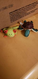 Small national geographic stuffed toys