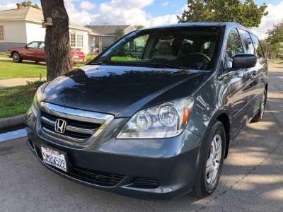 2005 Honda Odyssey EX-L (GREY)