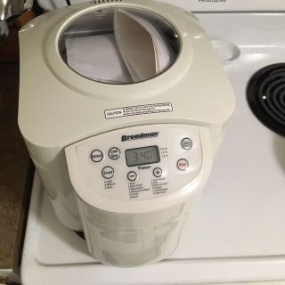 Breadman Automatic Bread Maker