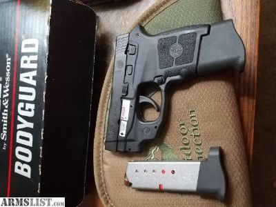 For Sale: Smith and wesson m&p with green tracer