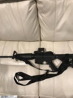 For Sale: AR 15 W/EOTech Site