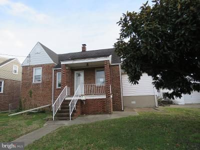 3 Bed 2 Bath Foreclosure Property in Dundalk, MD 21222 - Midway Ave