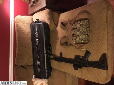 For Sale/Trade: Custom Ar-15 and gear