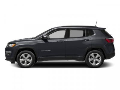 2018 Jeep Compass Limited (Rhino Clearcoat)