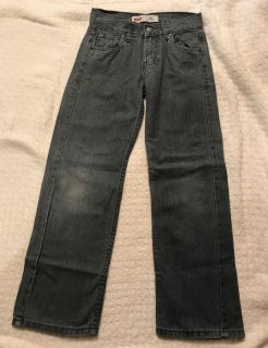 Boys Levi 550 Relaxed Jeans