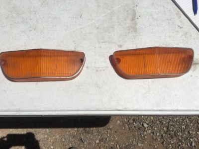 1976 Dodge Charger Lenses