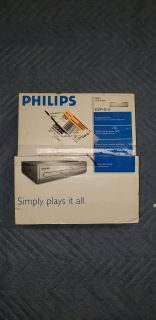 Philips DVD Player NIB