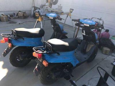 Yamaha Zuma 50 scooters