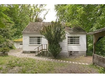 4 Bed 1 Bath Foreclosure Property in Portland, OR 97266 - SE 103rd Ave