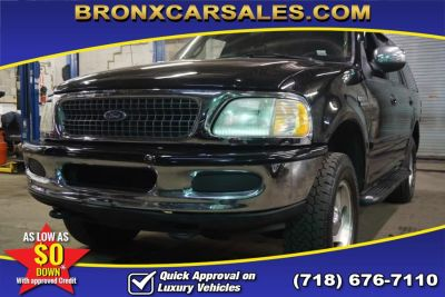 1997 Ford Expedition XLT (Black (CC))