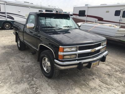 "1994 Chevrolet Silverado 1500 Z71 4WD ""Rare"" Pick Up Truck"