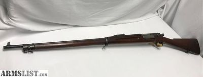 For Sale: Springfield Mod 1898