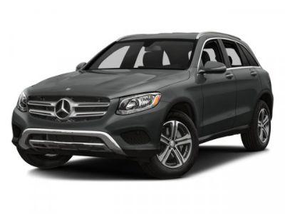 2018 Mercedes-Benz GLC GLC 300 (Black)