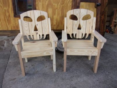 Scull Chairs