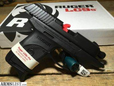 For Sale: Ruger LC9s Pro TAX INCLUDED