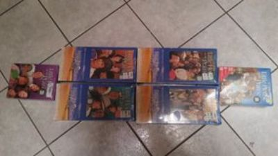 Little House on the Prairie DVD collection