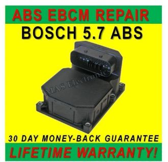 Purchase FITS ACURA RL BOSCH 5.7 ABS MODULE REPAIR SERVICE (REBUILD, REFURBISH) motorcycle in Duluth, Georgia, United States, for US $89.00