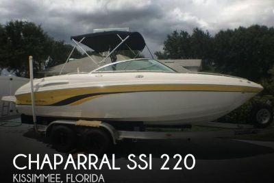 2001 Chaparral SSi 220