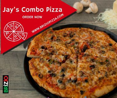 Feeling hungry ?Order from best lake forest pizza delivery by Brizio Pizza