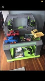 Little Tikes Construct and Learn Workbench