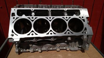 LS 6.2 liter blocks never run standard bore