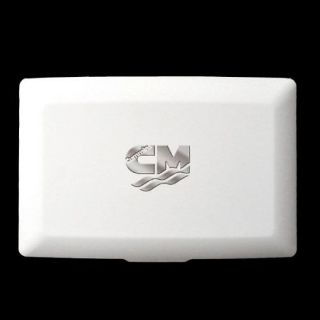 Sell Cummins Mercury 8 x 5 Inch White Plastic Display Cover motorcycle in Hales Corners, Wisconsin, United States, for US $29.95