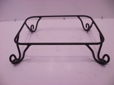 """CLEARANCE Longaberger Wrought Iron 11"""" x 7"""" Caddy"""