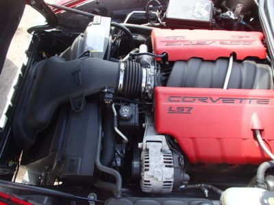 Complete LS7 Corvette Pullout