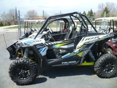 2017 Polaris RZR XP 1000 EPS Sport-Utility Utility Vehicles Union Grove, WI