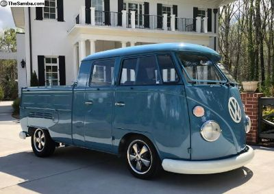 1966 Double Cab Recently Restored