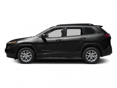 2016 Jeep Cherokee Sport (Brilliant Black Crystal Pearlcoat)