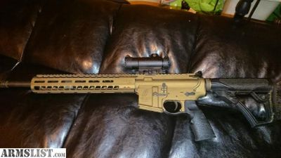 For Sale/Trade: Zev custom ar 15