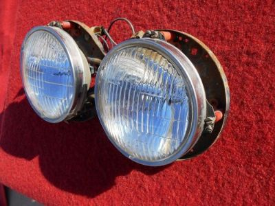 Find 1961 Buick Electra Invicta LeSabre Head Light Assembly Original GM Left motorcycle in Great Bend, Kansas, United States, for US $29.99