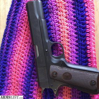 For Sale: Colt Super .38 Automatic