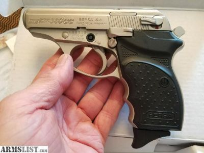 For Sale: Bersa Thunder 380CC $275