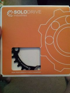 Solodrive Industries mountain bike chainring