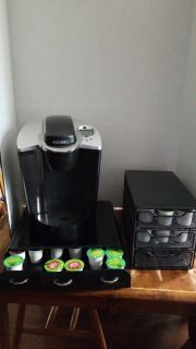 Keurig and all accessories