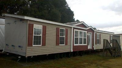 Ocala mobile homes and land