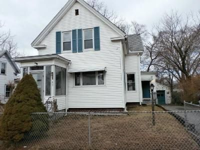 2 Bed 1.5 Bath Foreclosure Property in Brockton, MA 02301 - Myrtle St