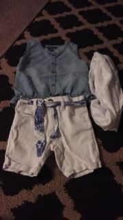 Limited too 4t outfit