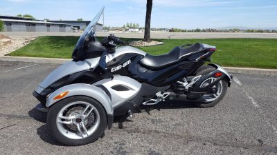 2009 Can-Am Spyder GS Roadster with SM5 Transmission (manual) Trikes Motorcycles Meridian, ID