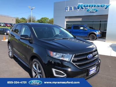 2018 Ford Edge (Shadow Black)