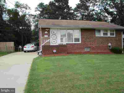6462 Fairborn Ter NEW CARROLLTON Four BR, Owner occupied since