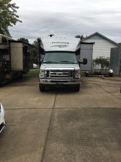 2017 Forest River FORESTER 2431S