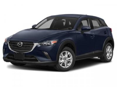 2019 Mazda CX-3 Touring (Deep Crystal Blue Mica)